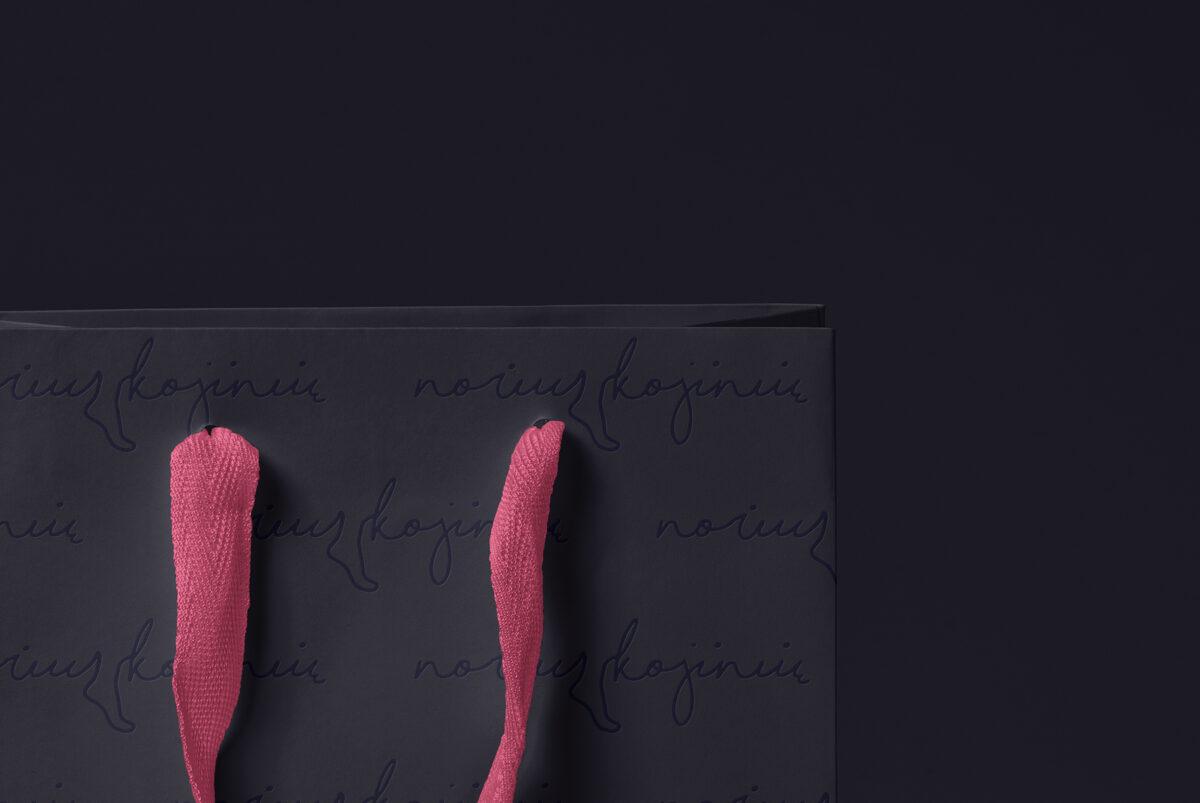 """Logotipo """"Noriu kojinių"""" sukūrimas"""